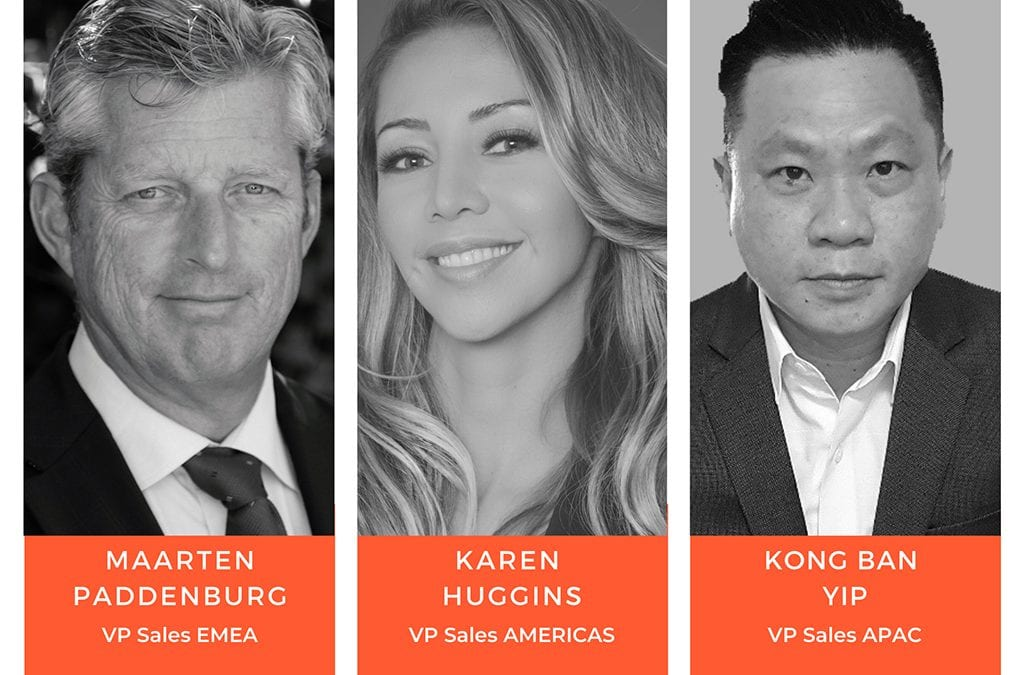 WCC appoints sales VPs in EMEA, AMERICAS & APAC