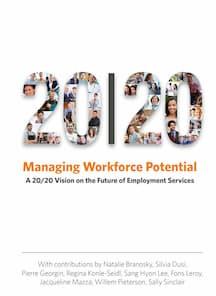 Managing Workforce Potential brochure cover