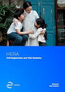Hera brochure cover