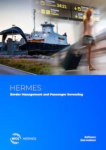 Hermes brochure cover