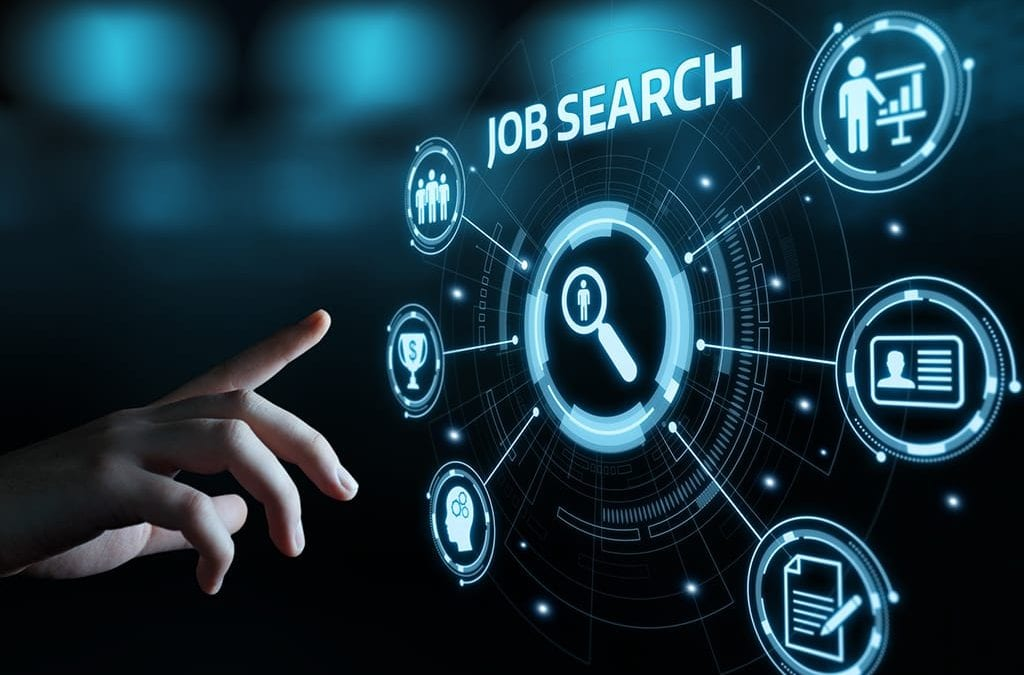 Search Technology and the Employment Sector